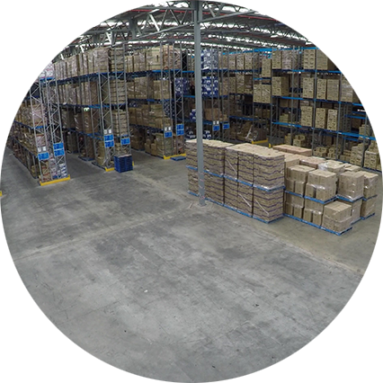 WAREHOUSING & DISRIBUTION